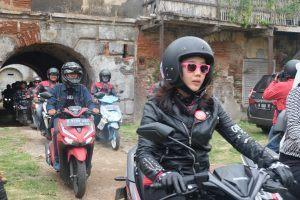 Honda Ajak Bikers Vario Telusuri Sejarah Melalui Kegiatan Amazing Race