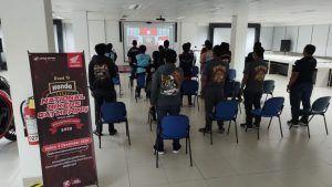 Jaga Silahturahmi, Honda Community Bali Gelar Virtual Gathering